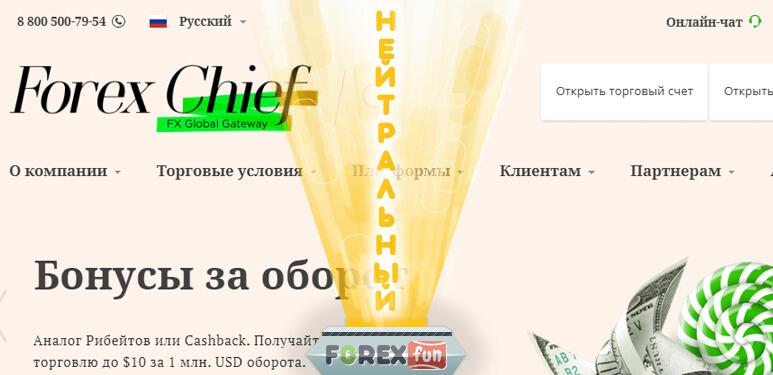 ForexChief.com отзывы